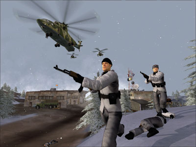 Delta Force Xtreme 2 RELOADED preview 2