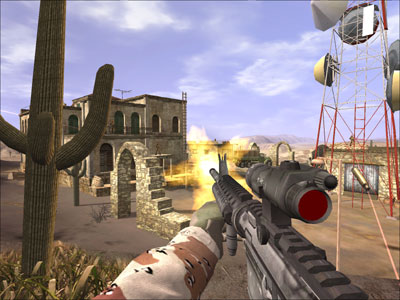 Delta Force Xtreme 2 RELOADED preview 1